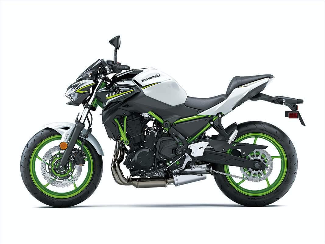 Kawasaki Z 650 technical specifications